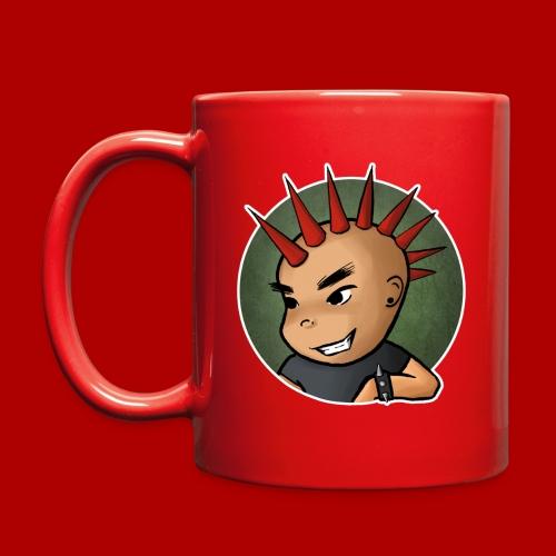 Utahpunk on Twitch - Full Color Mug