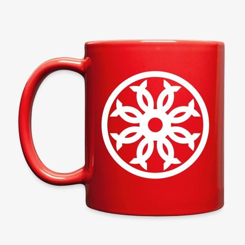 CoC Crest (Black) - Full Color Mug