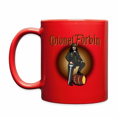 colonel forbin 2 - Full Color Mug