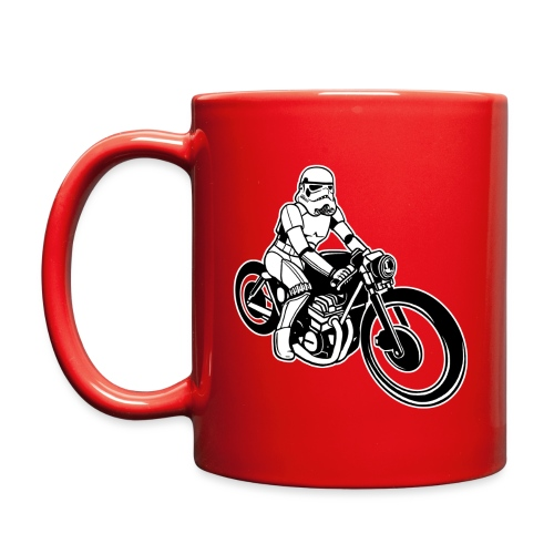 Stormtrooper Motorcycle - Full Color Mug