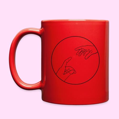 just keep reaching - Full Color Mug