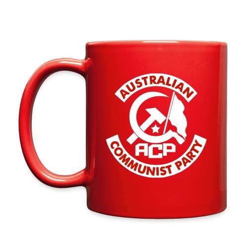 ACP White Patch Design - Full Color Mug