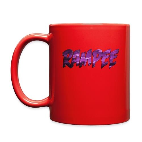 Purple Cloud Rampee - Full Color Mug
