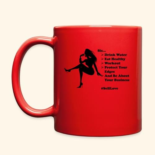 SisList1 - Full Color Mug