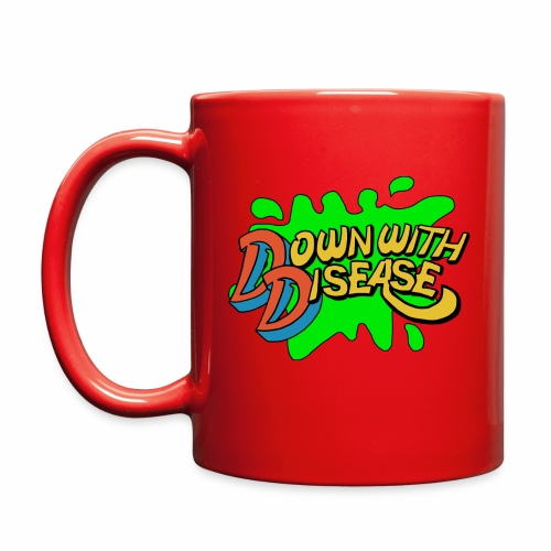 downwithdisease - Full Color Mug