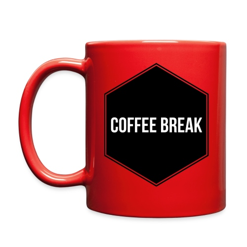 Coffee Break logo - Full Color Mug