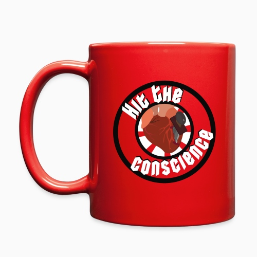 Hit the Conscience - The Armoury Bible Boardgame - Full Color Mug