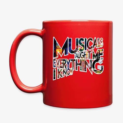 MTMEIK Broadway - Full Color Mug