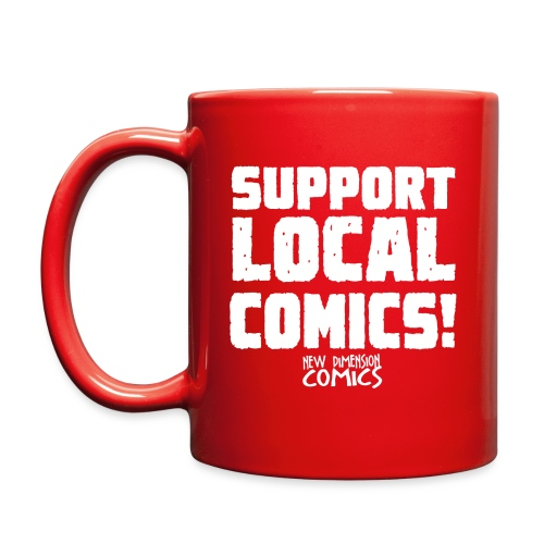 SUPPORT LOCALCOMICS! - Full Color Mug