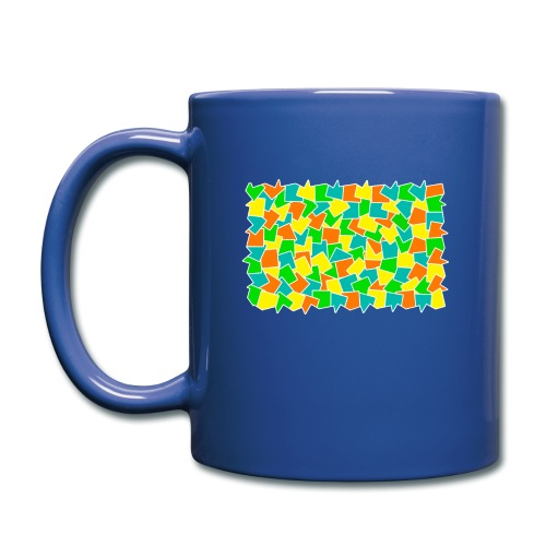 Dynamic movement - Full Color Mug