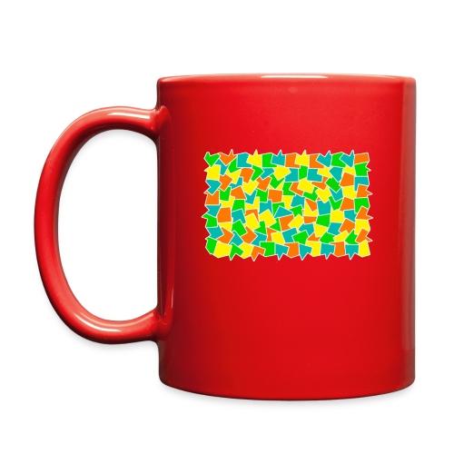 Dynamic movement - Full Color Mug