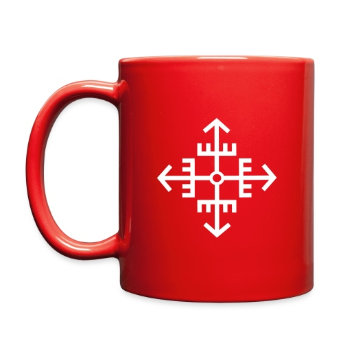 love talisman white - Full Color Mug
