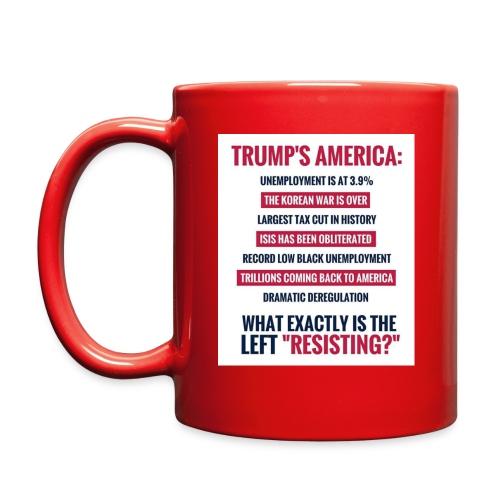 Resist what? - Full Color Mug