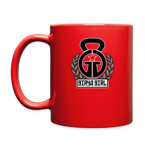 GiryaGirl.com Official Logo - Full Color Mug