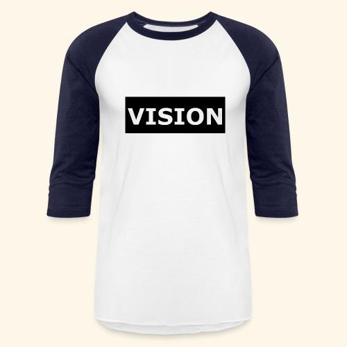 VISION - Baseball T-Shirt