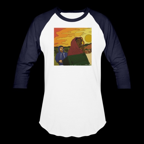 E T Logo - Baseball T-Shirt