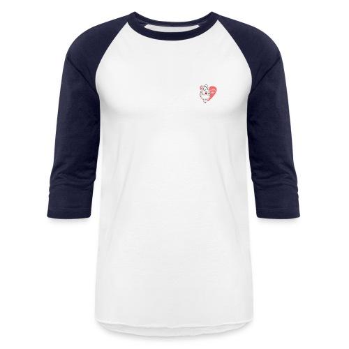 sheep love - Baseball T-Shirt