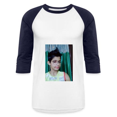 Parth kaushik pubg - Baseball T-Shirt