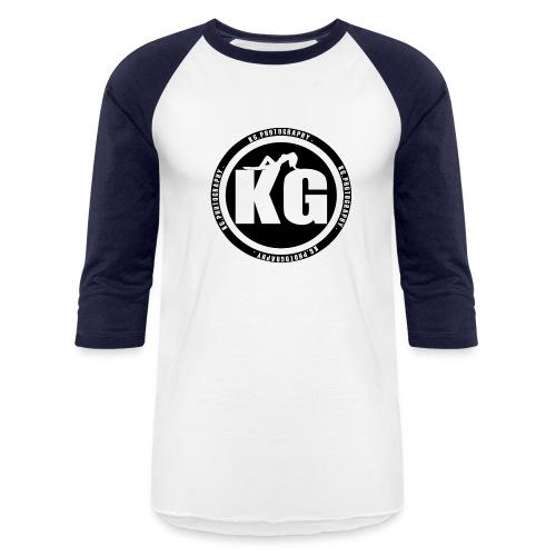 KGPHOTOGRAPHY WHITE T's - Baseball T-Shirt