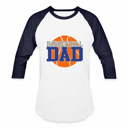 Basketball dad - Baseball T-Shirt