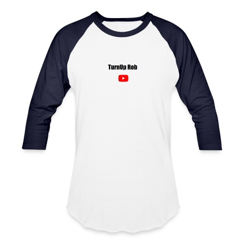 TurnUp Rob Signature - Baseball T-Shirt