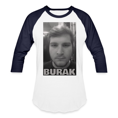 The Burak - Baseball T-Shirt