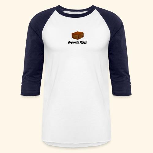 Brownie Plays Merchandise - Baseball T-Shirt