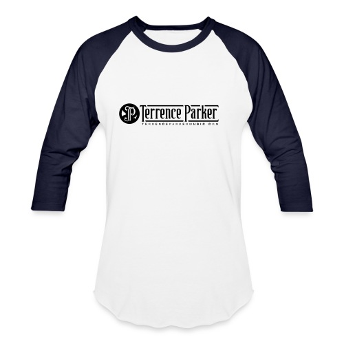 TERRENCE PARKER LOGO - Baseball T-Shirt