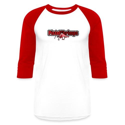 pistolshrimps 1 - Unisex Baseball T-Shirt