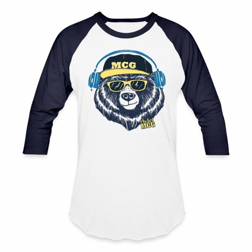 MCG BEAR - Baseball T-Shirt