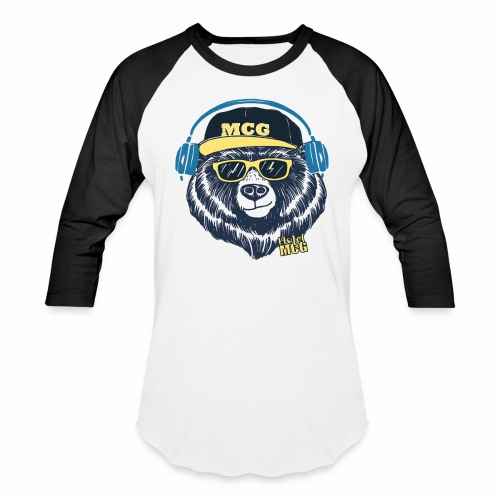 MCG BEAR - Baseball T-Shirt