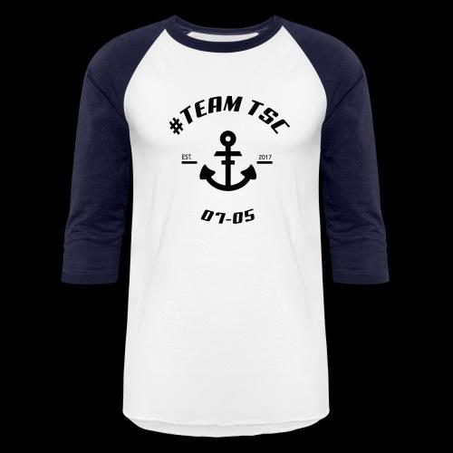 TSC Nautical - Unisex Baseball T-Shirt