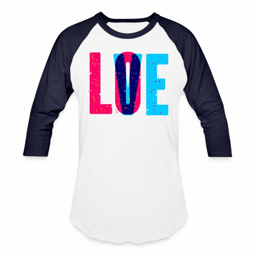 love design pattern - Baseball T-Shirt
