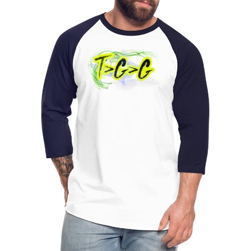The greeek god - Unisex Baseball T-Shirt