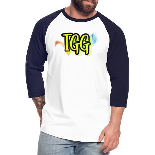 The light - Unisex Baseball T-Shirt