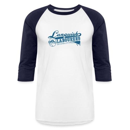 Languish Labourer's Baseball - Unisex Baseball T-Shirt