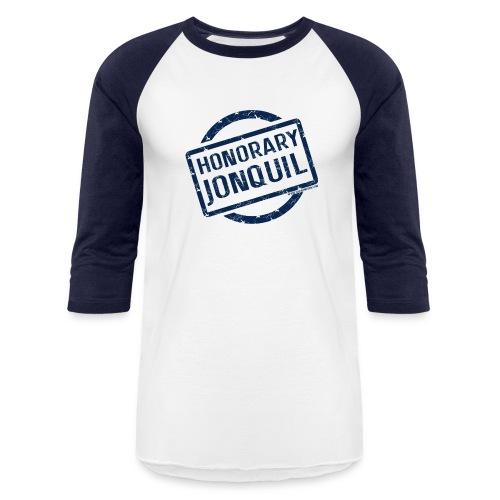 Honorary Jonquil, blue - Baseball T-Shirt