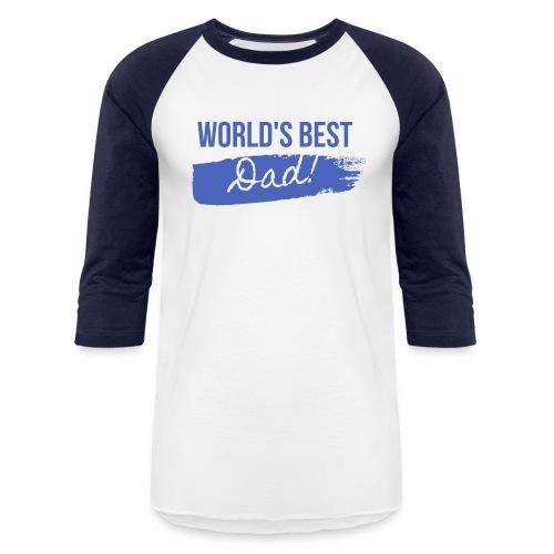 Father's Day T Shirt - Unisex Baseball T-Shirt