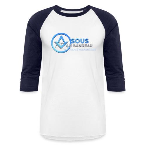 Chandail de l'émisison Sous le Bandeau - T-shirt de baseball unisexe
