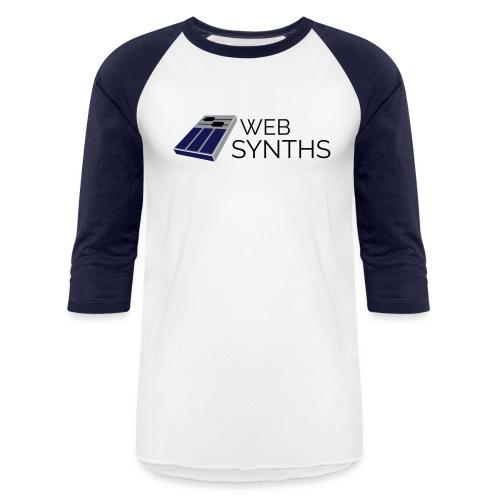 WebSynths - Baseball T-Shirt