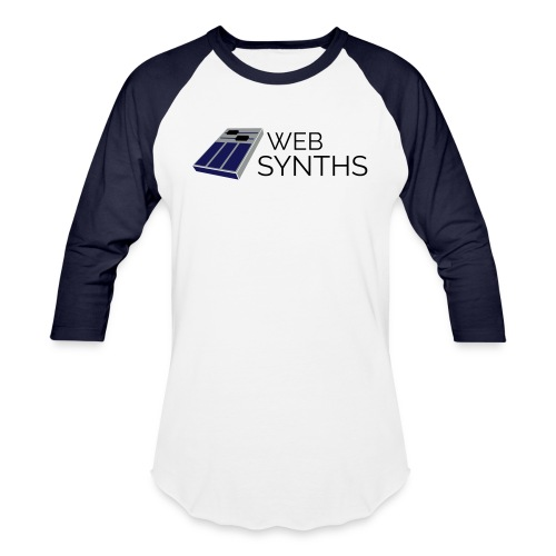 WebSynths - Unisex Baseball T-Shirt