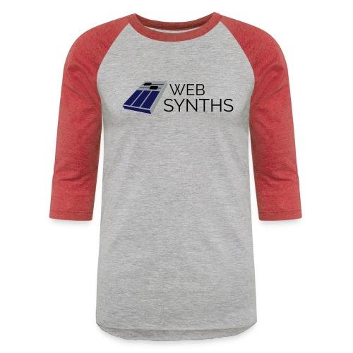 WebSynths - Unisex Baseball T-Shirt