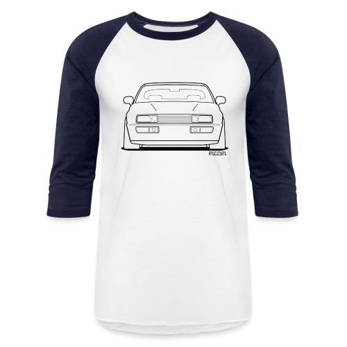 Wolfsburg Rado Outline - Baseball T-Shirt