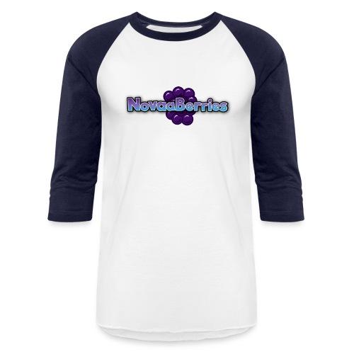 Novaaberries Clothing - Unisex Baseball T-Shirt