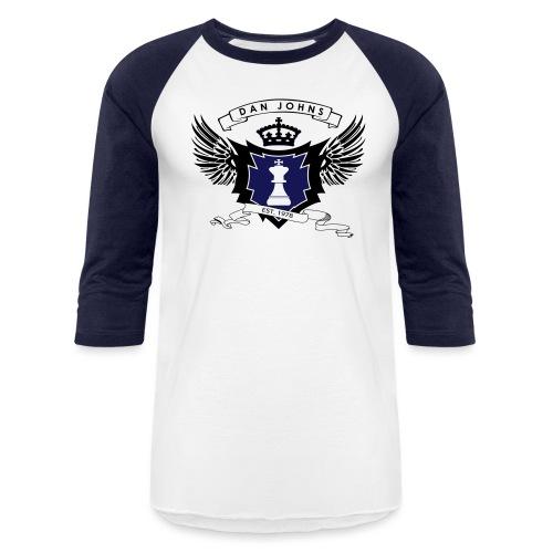 danjohnsawlogo - Unisex Baseball T-Shirt