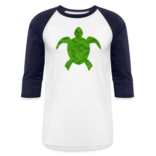 Sea turtle green - Baseball T-Shirt