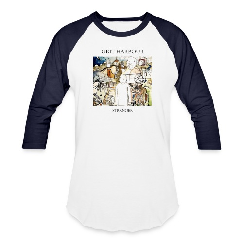Grit Harbour Stranger T-Shirt - Baseball T-Shirt