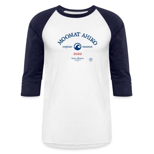 Moomat Ahiko DODGERS - Unisex Baseball T-Shirt