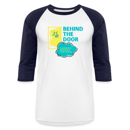 DreamsLogo - Unisex Baseball T-Shirt