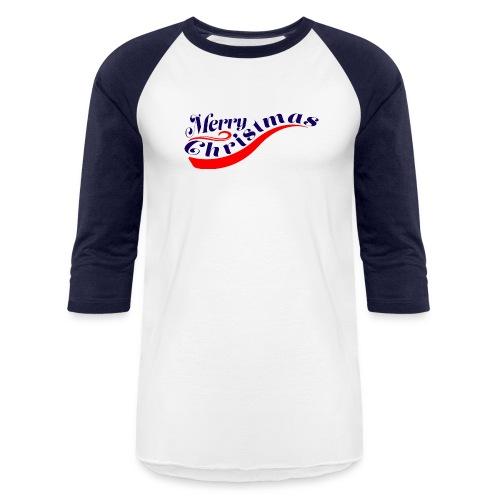Christmas - Unisex Baseball T-Shirt